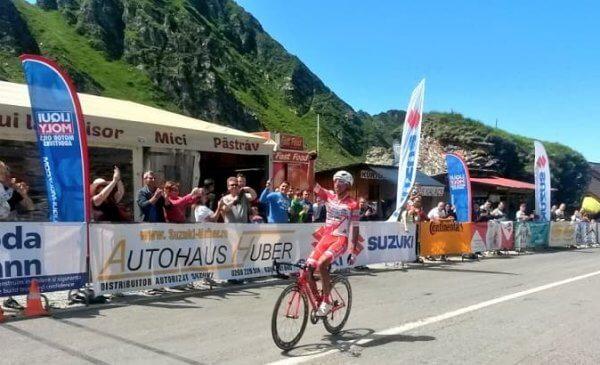 Sibiu Cycling Tour 2017 tappa 3  ancora Bernal!Tizza 4°