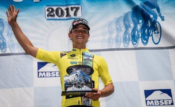 Cascade Cycling Classic 2017 Howes vince la 5^ tappa, Carpenter la generale