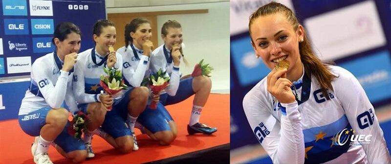 Campionati Europei Pista ancora due ori azzurri! Paternoster record mondiale