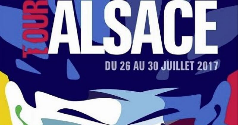 Tour Alsace 2017 -Giro d'Alsazia- tappe, percorso e start list
