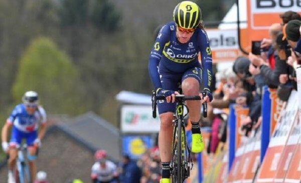 Giro Rosa 2017 alla Van Vleuten la seconda tappa, Longo Borghini 3^