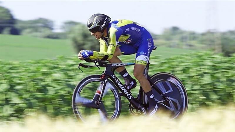 Paolo Baccio nuovo campione a Cronometro Under 23