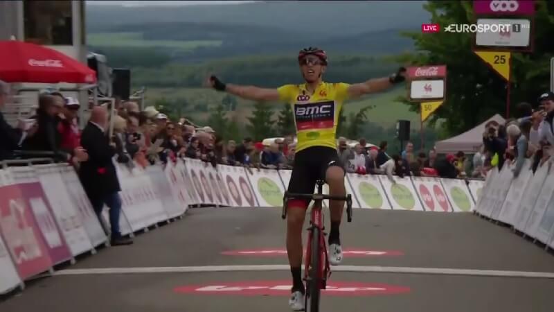 Giro di Vallonia 2017 tappa 3 risultati: vittoria di Teuns