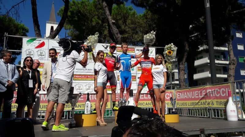 Trofeo Matteotti 2017: vince Shilov poi Belletti e Canola