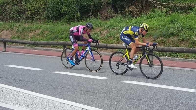 Prueba Villafranca de Ordizia 2017 vittoria di Shilov, Yates protagonista in fuga.