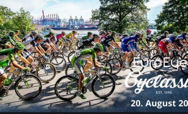 EuroEyes Cyclassics Hamburg – GP di Amburgo 2017: percorso e start list