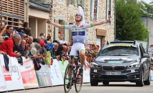 Tour du Limousin 2017 Gesbert vince la 1^ tappa