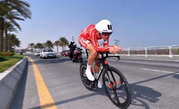 Kasper Asgreen vince la 1^ tappa al Tour de l´Avenir 2017
