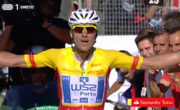 Alarcon vince la 9^ tappa al Giro del Portogallo e prenota la vittoria finale per domani