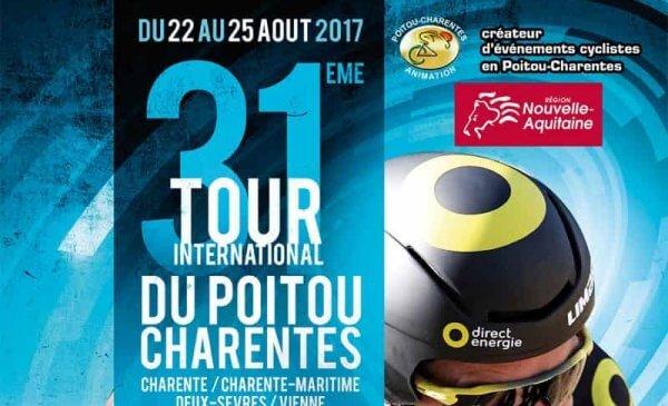 Tour du Poitou Charentes 2017: tappe, percorso e start list