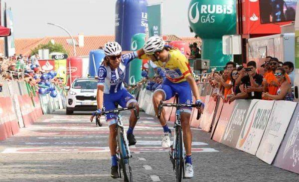Giro del Portogallo 2017: Antunes vince la 9^ tappa