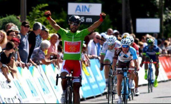 Tour de l'Ain 2017 tappa 2 Nacer Bouhanni torna alla vittoria, due italiani nella top ten