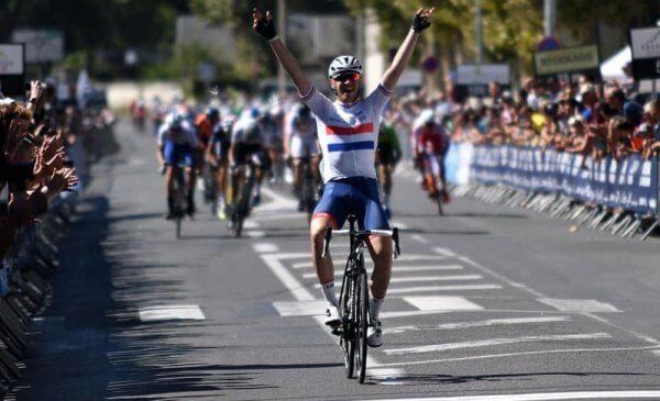 Tour de l'Avenir 2017: Lawless vince la 4^ frazione