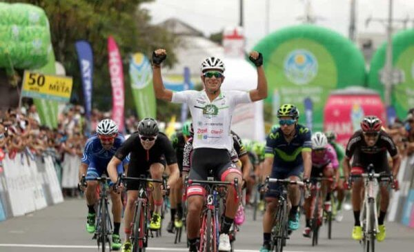 Vuelta a Colombia 2017 tripletta di Nelson Soto, Aristobulo Cala ormai vicino alla vittoria finale