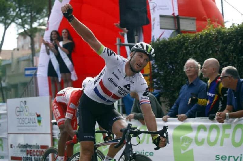 Passa il Giro della Toscana con Cavendish e Nibali
