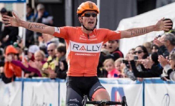Tour of Alberta 2017 Huffman vince la tappa di apertura