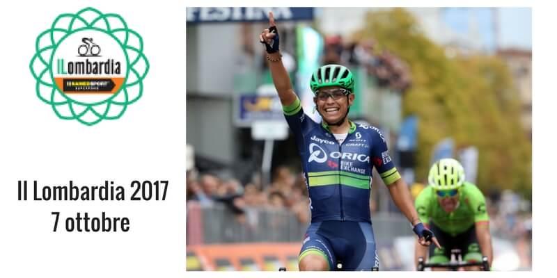 Il Lombardia 2017: presentato il percorso: ecco l'anteprima con la start list