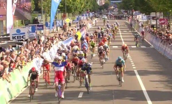 Brussels Cycling Classic 2017: vittoria allo sprint per Demare, 4 italiani nella top ten!