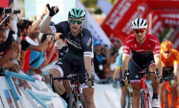 Bennet vince in volata la 1^ tappa del Giro di Turchia 2017