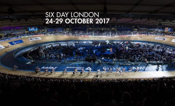 Ciclismo – La Sei giorni di Londra 2017 programma gare e start list