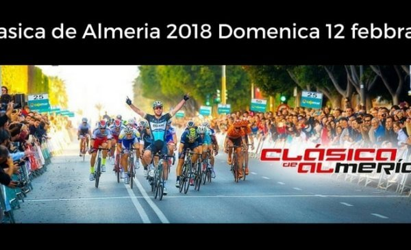 Clasica de Almeria 2018: percorso, altimetria e start list