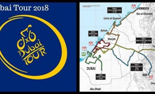 Dubai Tour 2018: tappe, percorso e start list della 5^ edizione