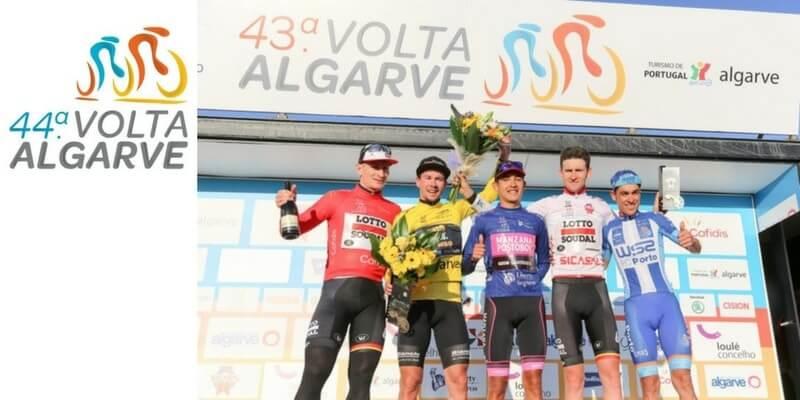 Volta ao Algarve em Bicicleta 2018: percorso, tappe, altimetrie e start list