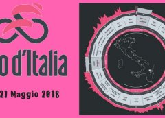 Giro d'Italia 2018 tutte le tappe con le altimetrie dell'edizione 101