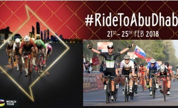 Abu Dhabi Tour 2018: percorso, tappe, altimetrie e start list