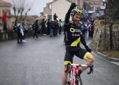 Tour du Haut-Var 2018 Hivertvince la prima tappa, secondo Bagioli