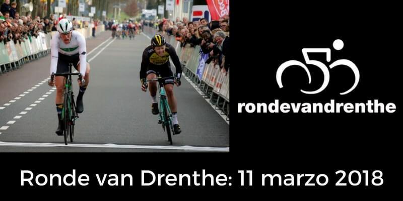 Ronde van Drenthe 2018 anteprima