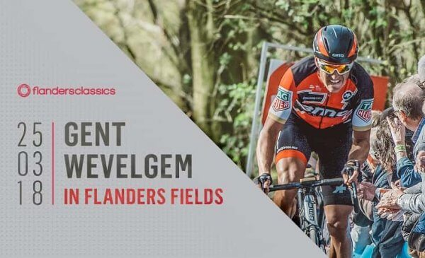 Gent-Wevelgem in Flanders Fields 2018: percorso, altimetria e start list