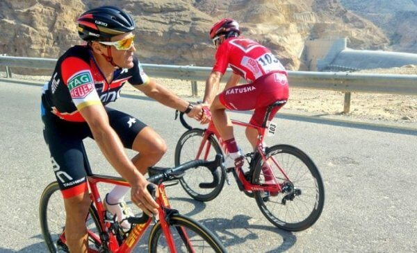 Van Avermaet vince la 3^ tappa al Tour of Oman 2018