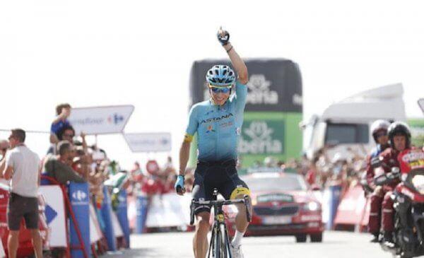 Tour of Oman 2018: Lopez ha vinto la 5^ tappa con arrivo a Green Mountain