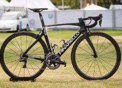Pinarello Dogma F10 2018 Team Sky: le caratteristiche della bici di Bernal