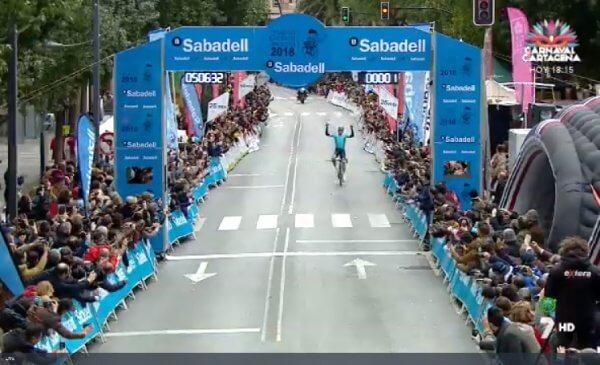 Vuelta a Murcia 2018: trionfo di Sanchez, Valverde secondo e 4° Trentin