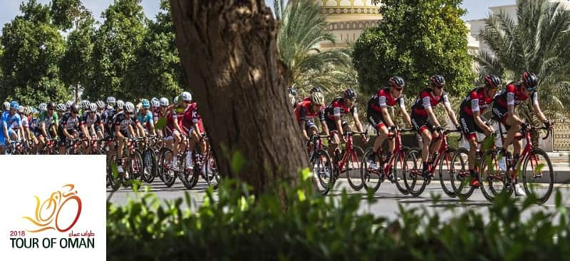 Tour of Oman 2018: percorso, tappe, altimetrie e start list