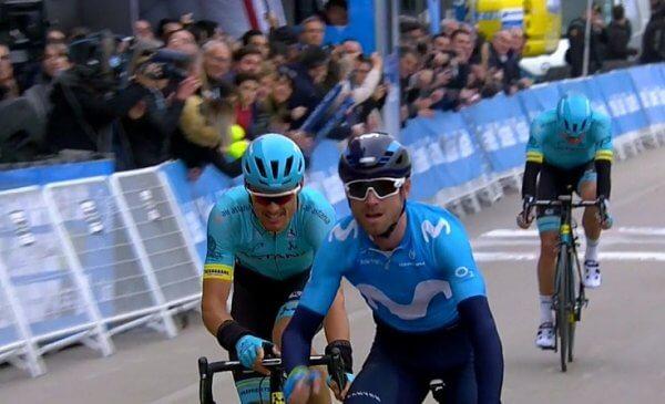 Valverde vince la 2^ tappa alla Volta a la Comunitat Valenciana