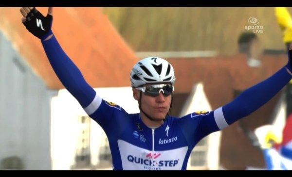 Fabio Jakobsen vince la Danilith Nokere Koerse 2018