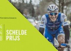 Scheldeprijs 2018: percorso, altimetria e start list dell'edizione n.106