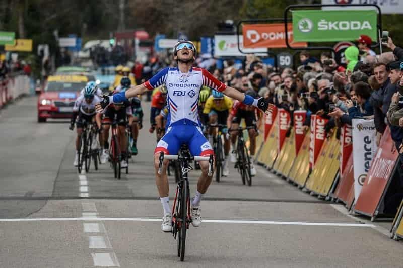 Parigi Nizza 2018 tappa 6 risultato: vittoria per Molard