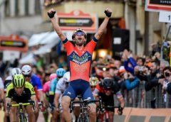 Vincenzo Nibali ha vinto la Milano San Remo!