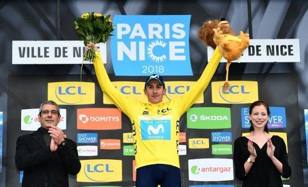 Parigi Nizza 2018 De La Cruz vince l'ultima tappa, Soler la Classifica Finale.