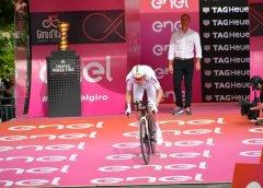 Giro d'Italia: Ordine di partenza Cronometro Trento Rovereto