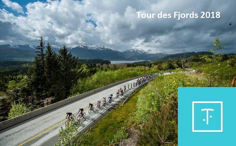 Tour des Fjords 2018 tappe, altimetrie e start list della sesta edizione