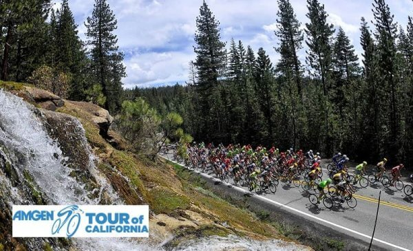 Amgen Giro di California 2018 tappe percorso e start list