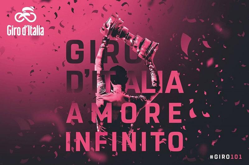 Partecipanti al Giro d'Italia 2018: ecco la start list dell'edizione 101