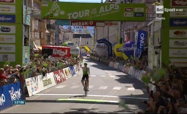 Tour of the Alps 2018 vittoria in solitaria di O'Connor, terzo Pozzovivo