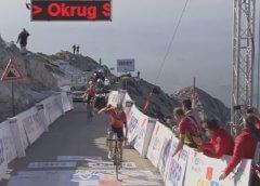 Giro di Croazia 2018 Siutsou tappa e generale a Sveti Jure