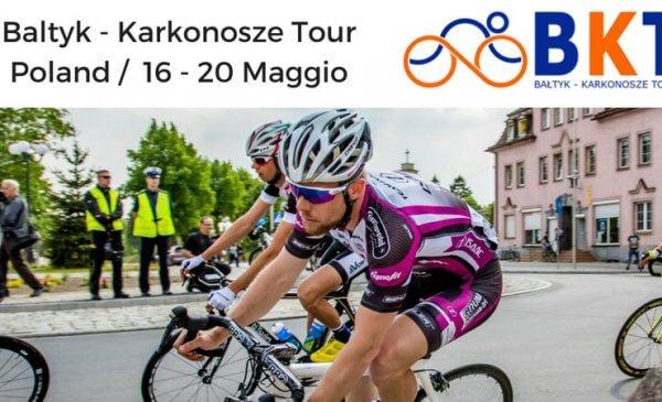 Baltyk – Karkonosze Tour 2018 tappe, percorso, altimetrie e start list